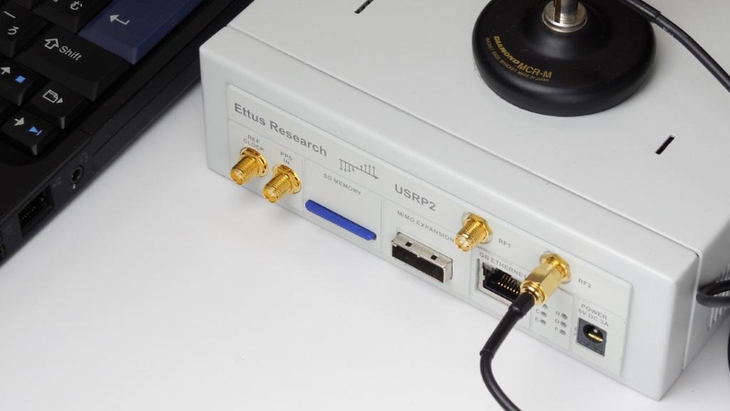RFレコーダー・キャプチャ&プレイバックシステム